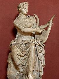Древнегреческие богини музыки