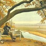 Природа в лирике Пушкина